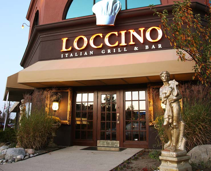 Loccino Italian Restaurant Troy Mi